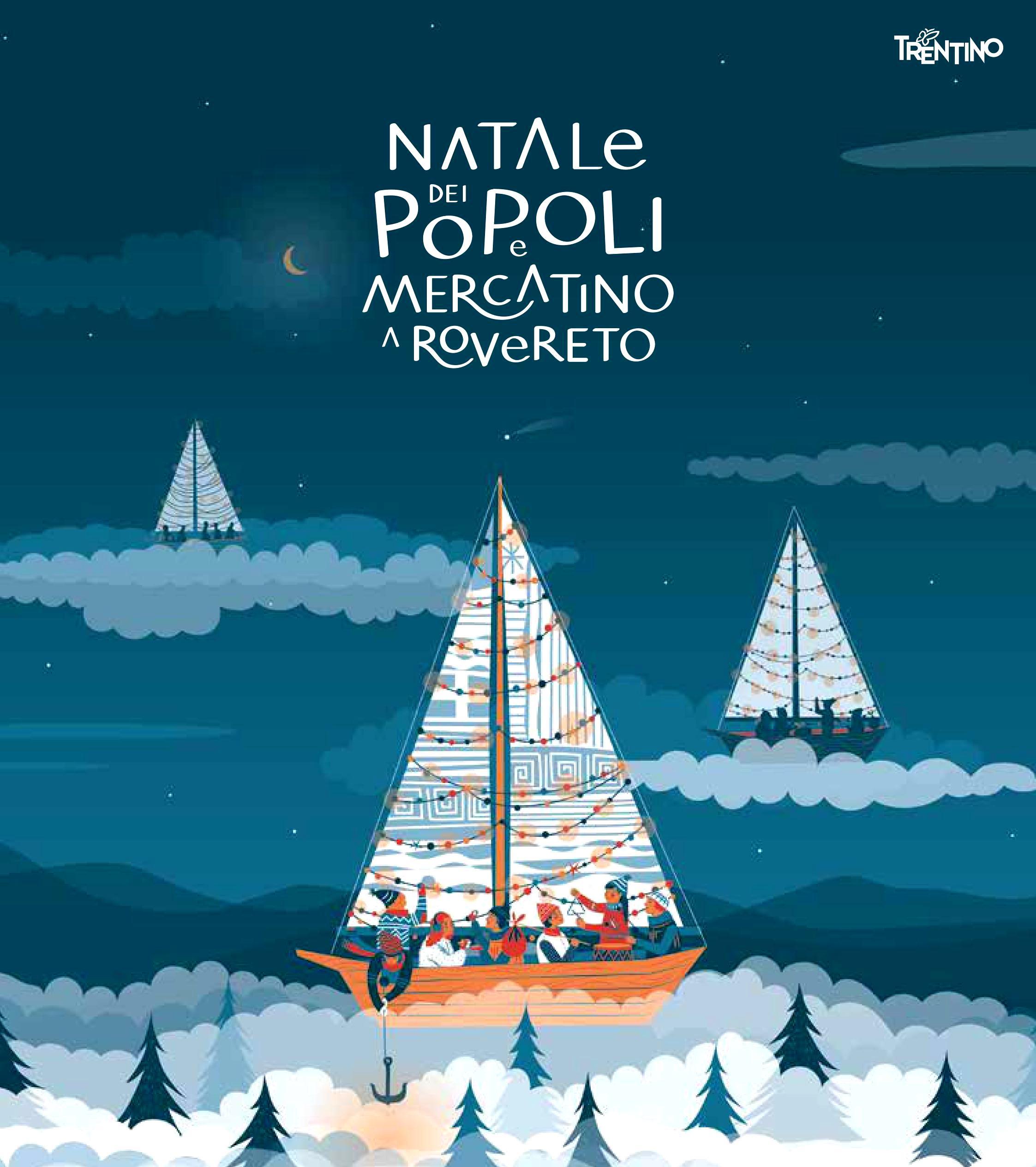 locandina Natale dei Popoli Rovereto