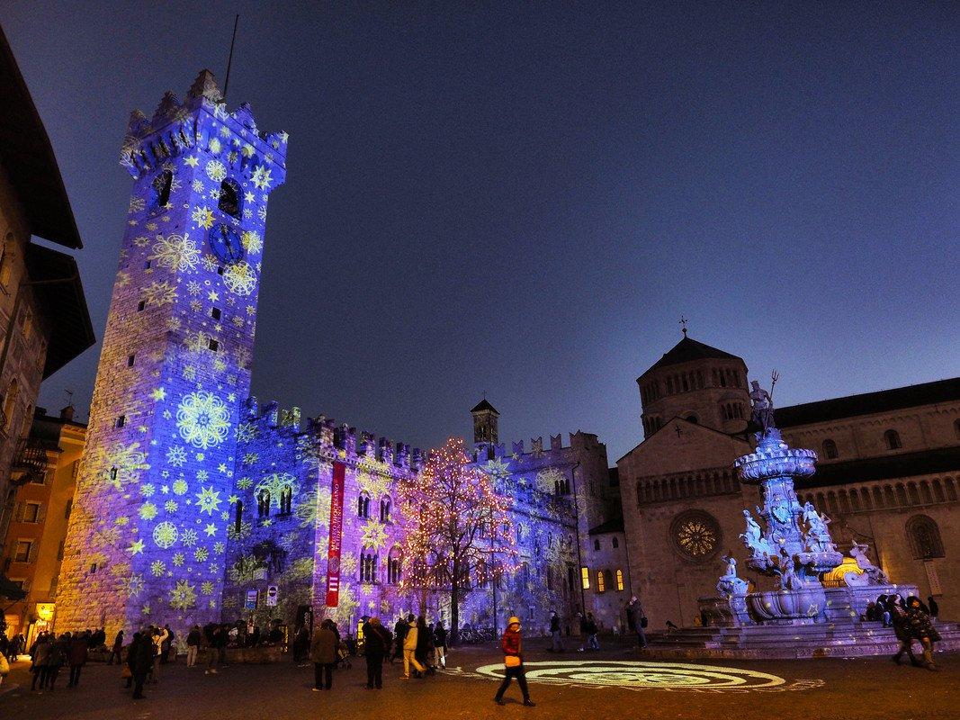 Trento natalizia