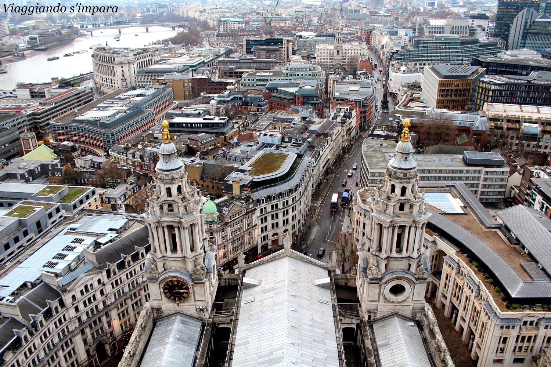 Vista da St. Paul
