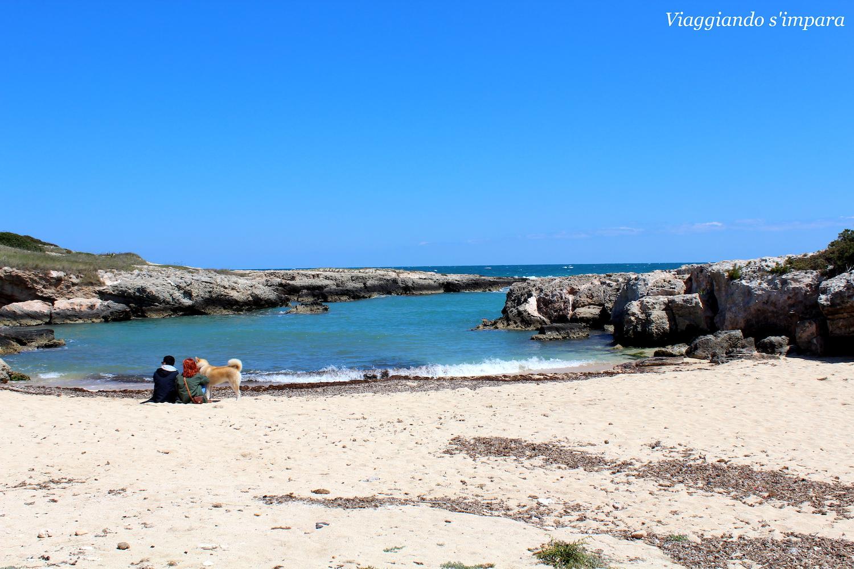 SpaccaMurgia, Puglia - lungo l'Adriatico