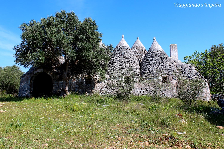 SpaccaMurgia, Puglia - trulli