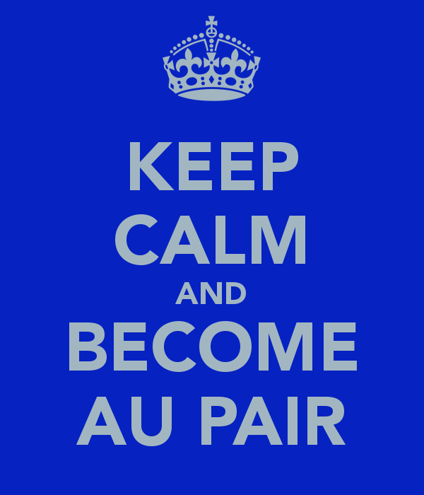 aupair keep calm