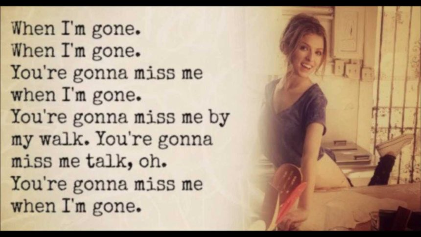 when im gone