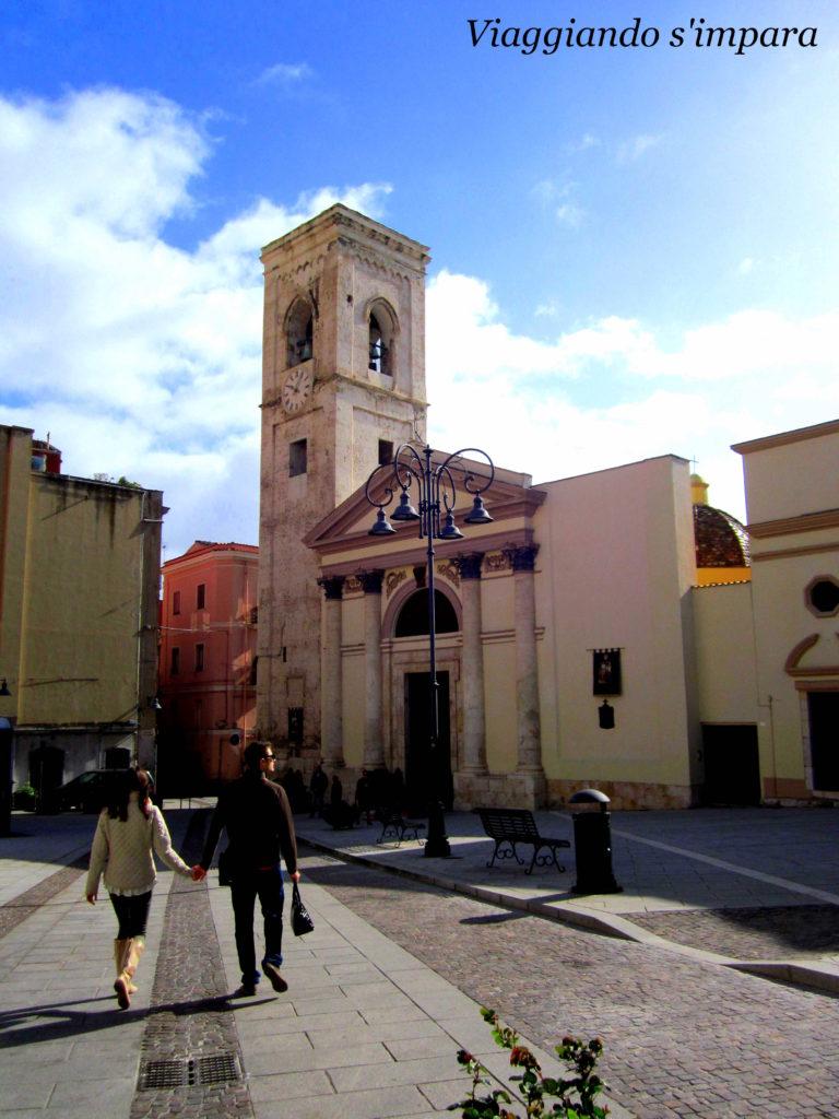Cagliari a passeggio