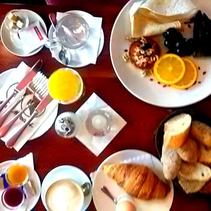 Brunch al caffè Mozart