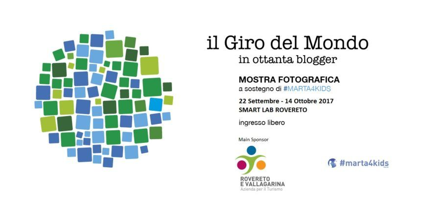 Locandina 80 blogger Rovereto