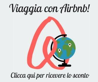 Viaggia con Airbnb