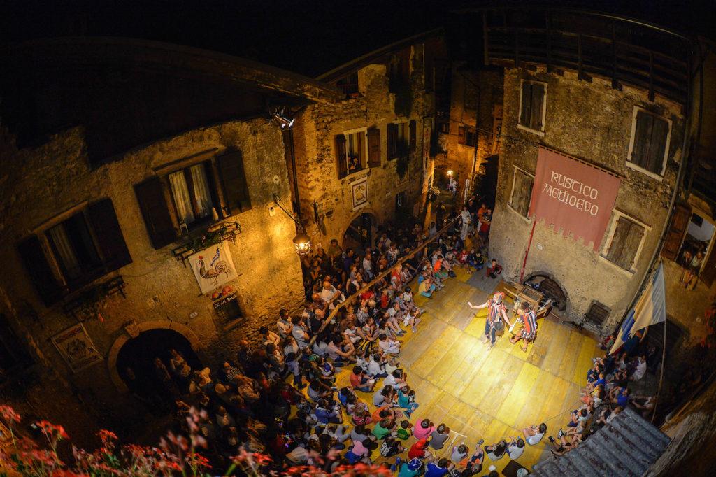 Rustico Medioevo Canale Tenno - Roberto Vuilleumier Garda Trentino