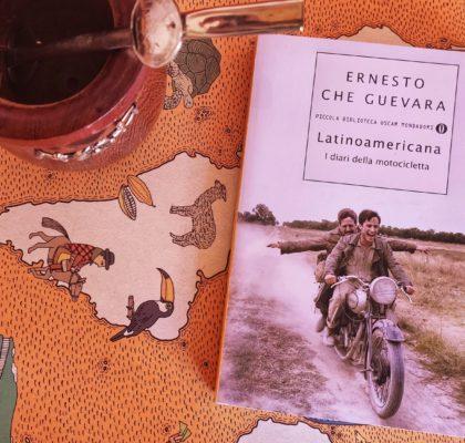 """Copertina """"Latinoamericana. I diari della motocicletta"""""""