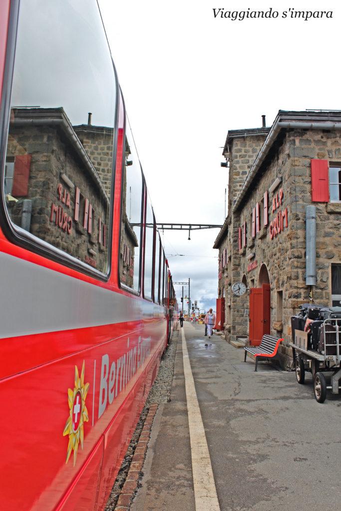Stazione di Alp Grum